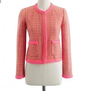 NWT J.crew tweed jacket